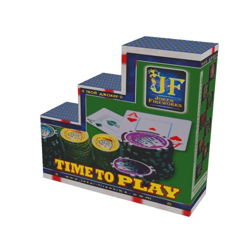 "СУ JFC1 ""Time to play"" (20-35мм, 40 пос-в)"