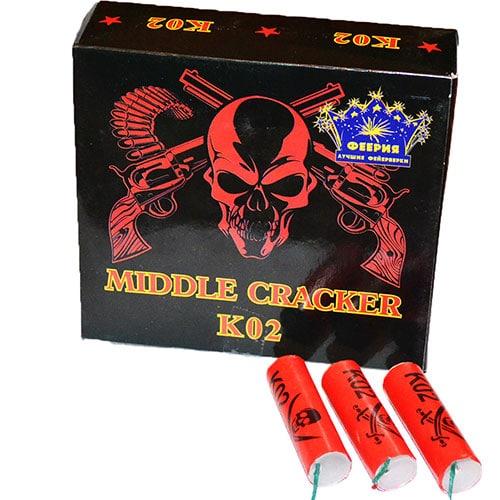 K02 Петарда Middle cracker